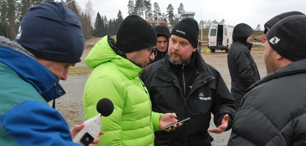 2015-03-07 Ljudmätningskurs Svemo Vrigstad